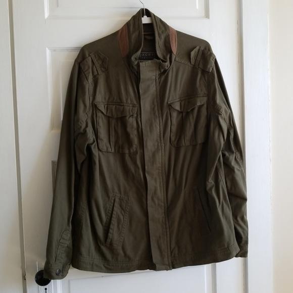 afebe997 Jachs New York Jackets & Coats | Olive Military Jacket | Poshmark